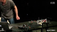 WhitneyFocus:Nicolas Collins 现场表演 2009