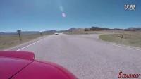 6辆布加迪威龙高速追逐狂飙250km/h