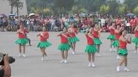 灵丘县2014年全民健身日 健身展示活动
