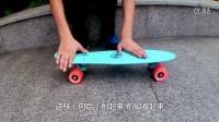 ML-LMAI fish tricks小鱼板教学第六集【怎样shove it】
