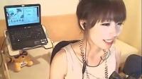 兰妮Rani直播唱《客官不可以》-韩语美女主播