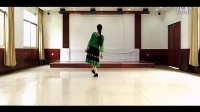 馨梅广场舞 爱在思金拉措 背面 分解动作 教学 11月 原创 新舞