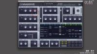 06 Amp,Bypass及Master - NI Massive 教學影片