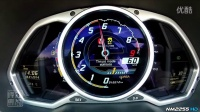 兰博基尼Aventador 超级跑车 0-200 kmh 加速