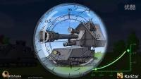 坦克世界动画:毛子的执着