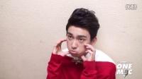 【百度崔荣宰吧】140812 JYP NATION ONE MIC 后台自拍