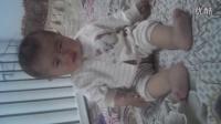 蛋蛋焦的萌宝宝2014年5月24号宝宝成长日记宝宝8个月大