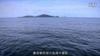 章子怡第一次无人岛水下大片的拍摄花絮