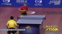 斯帝卡V乒乓第51期  李晓东教你挑打技术
