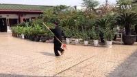 周中福吴式太极拳24枪