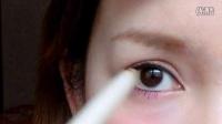【阿FI头】CANMAKE 双色眉笔分享