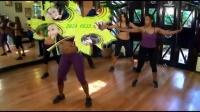 舞蹈教程尊巴舞zumba健身广场舞视频教程入门