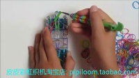 【pipiloom.com】彩虹织机(rainbow loom)玩法教程 跳绳的绳子