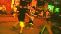 [汉中曳步舞]10岁牛人鬼步舞.不超速都不行-喜洋洋