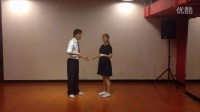 Lindy hop beginner 6 count moves