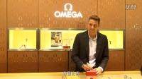 2014南京青奥会大使查德•勒•克洛斯到访欧米茄