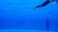 蛙泳:3.3游进中,为什么会沉?