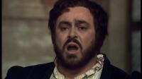 意大利男高音Luciano Pavarotti演唱我看见她痛哭 弄臣