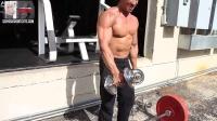 【牛男健身】快速强壮肩部的健身锻炼