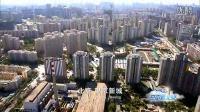 风光欣赏:空中看北京_高清
