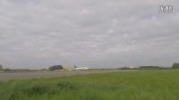 A350短道着陆测试2014.科茨沃尔德机场