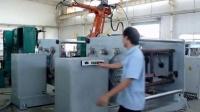 思尔特机器人标准节机器人焊接
