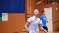 丹麦羽球后劲十足 17岁美少女打球酷似王仪涵