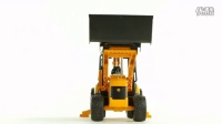 【福来英语儿歌】 JCB MIDI CX Backhoe Loader (Bruder 02427)