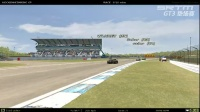 SRTM2014赛季第9站 霍根海姆GT3垫场赛