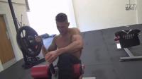 4分钟腹肌锻炼MIKE和ROSS -循环1