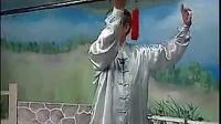 49式武当太极剑教学-李德印第四小节(27-32式)1