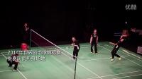 """中国民间""""羽林霸主""""为哥本哈根羽毛球世锦赛开球"""