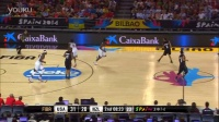 USA v New Zealand - Best Block - 2014 FIBA Basketball World Cup