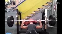【豹哥健美】15岁小伙自然健身视频记录