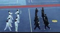 武术功法-2004年第一届全国武术运动会段位制项目展示