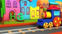 alphabet train 1