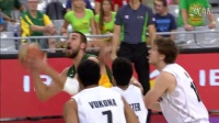 New Zealand v Lithuania - Best Action - 2014 FIBA Basketball World Cup