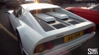 LaFerrari, Huayra, Veyron - Car Park at RM Auctions Battersea - shmee150