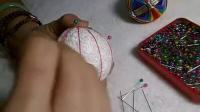 灵鞠轩 手鞠制作:分球方法——组合十分