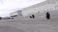 【摩托车特技】  大排量机车 玩特技 2