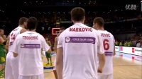 Serbia v Brazil - Amazing Moment - 2014 FIBA Basketball World Cup (1)