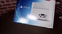 索尼 PS4开箱