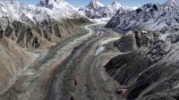 巴基斯坦K2徒步路线3D地图