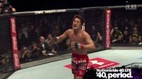 【玉帝之杖】UFC2014:金东炫夺命肘KO海瑟威
