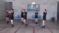 【广场舞火花】【勐阿糖厂广场舞】【简单广场舞教学视频】