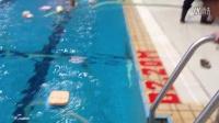 首都体育学院泳池清底卫生