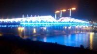 全国第二座水幕景观大桥
