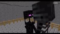 Minecraft动画-怪物学校 ep7-2 战斗测试2
