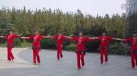 广场舞       六姊妹组合       感到幸福你就拍拍手