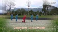 艳桃广场舞 圣洁的西藏